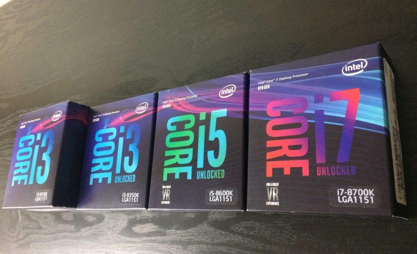 Intel Core B, una variante con uno scopo specifico