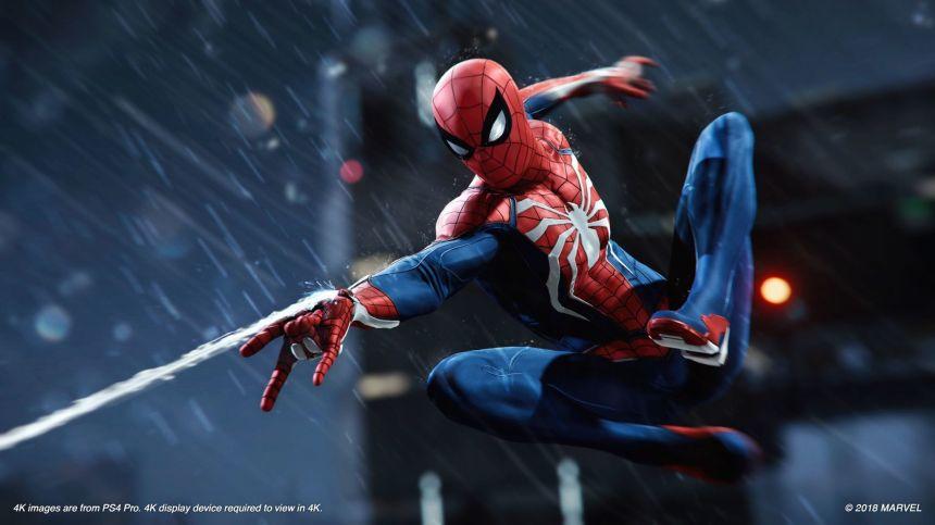 Marvel's Spider-Man, il nuovo trailer mostra la Photo Mode