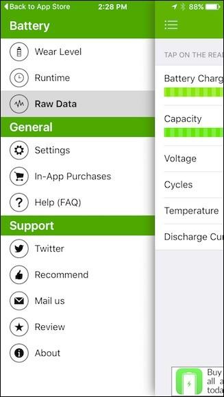 ip2-30a83f1143af6581f9a2da792a5968388 Как проверить заряда батареи на iPhone