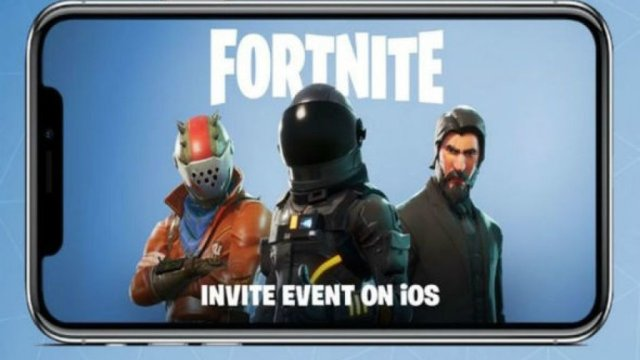 fortnite-invite-event-ios-786125af9269e63f0602f134d866c0986 Fortnite Battle Royale также на iOS и Android с Cross Play