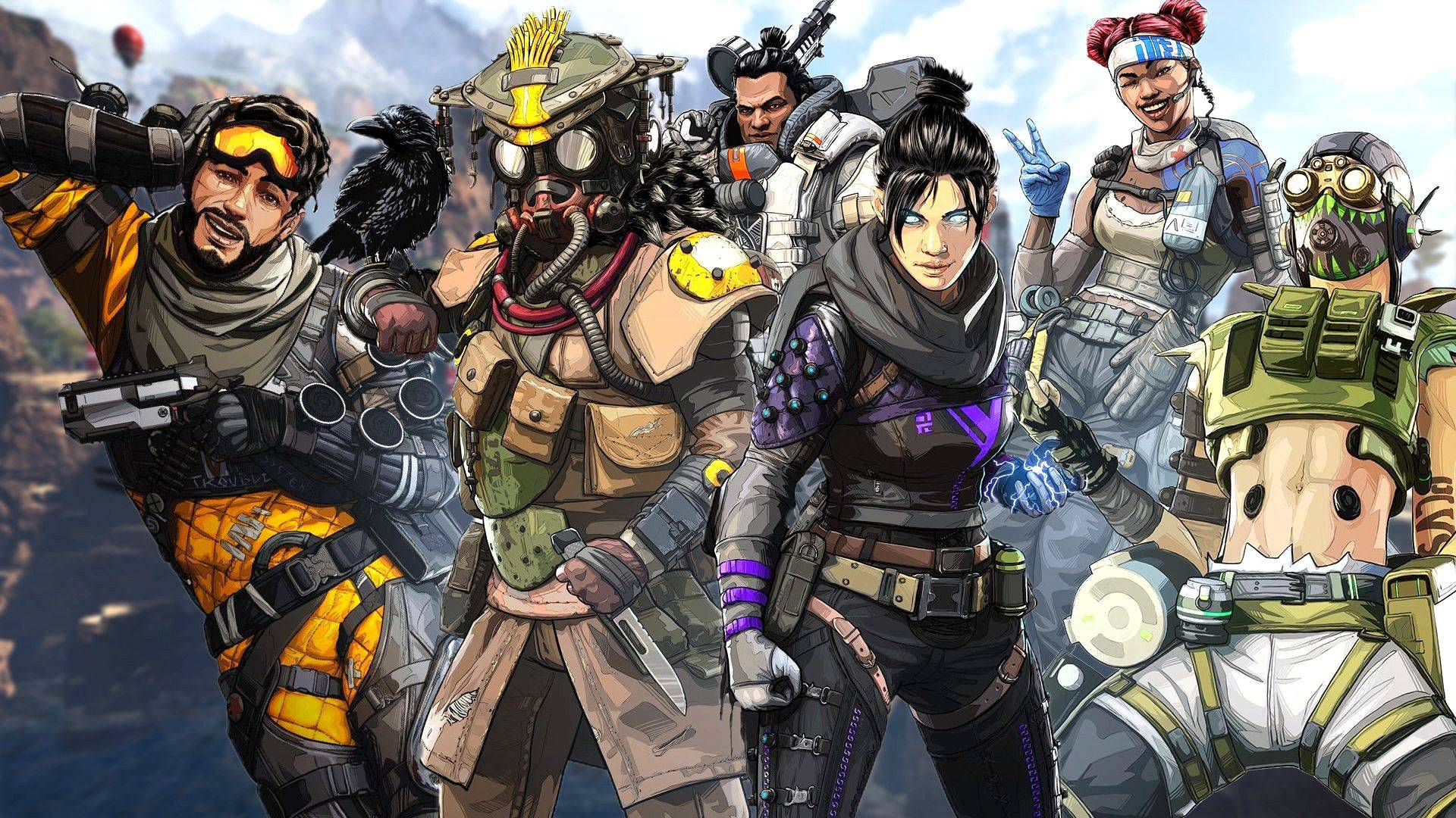 Apex Legends – Tornei eSport in estate
