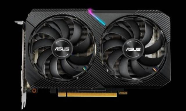 Dual GeForce GTX 1660 Super Mini