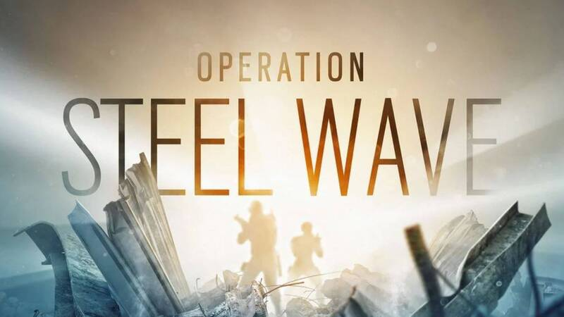 Rainbow Six Siege – Svelata l'operazione Steel Wave