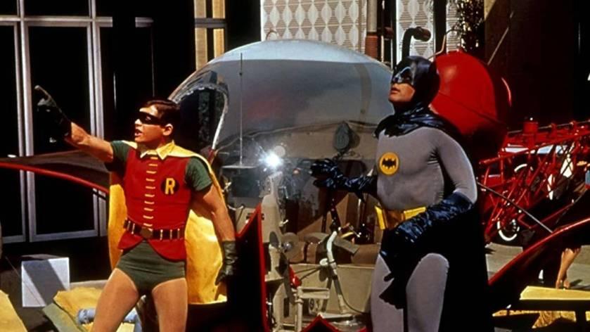 Batman di Adam West da oggi su Rai 4