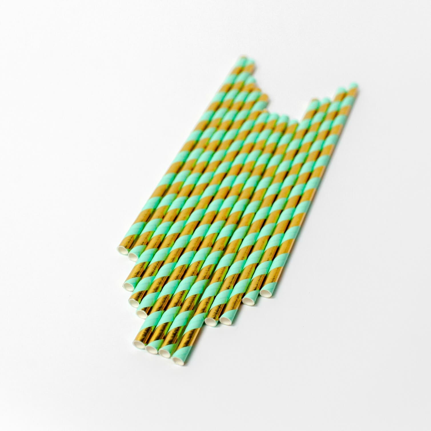 Plastic Straws Drinking