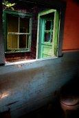 Bathroom Window - Tahawus, New York