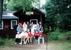 Camp Chateaugay - Mounties 1992