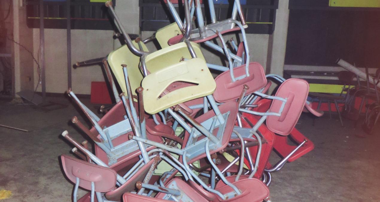 Chair Pile