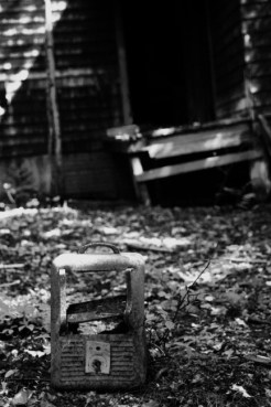 Forgotten Space Heater - Tahawus, New York