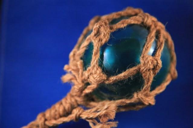 Glass Fishing Net Float