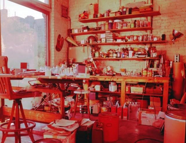 In The Artist Studio (Alternate Take)