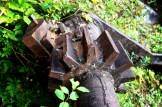 McIntyre Blast Furnace - Gears - Tahawus, New York