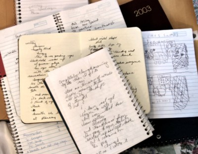 Notes By Caryn Stein