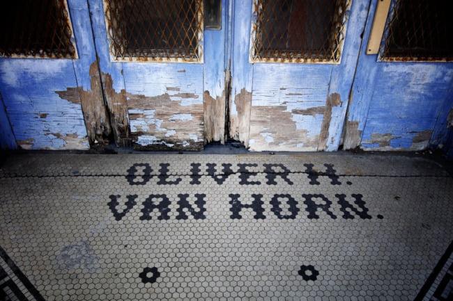 Oliver H. Van Horn