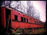 Passenger Rail Coach