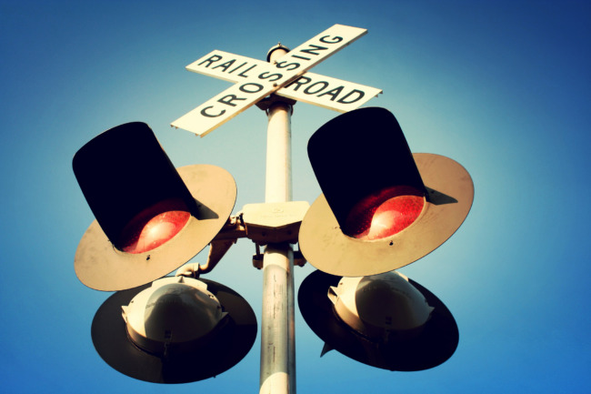 Railroad Crossing Lights (Edit)