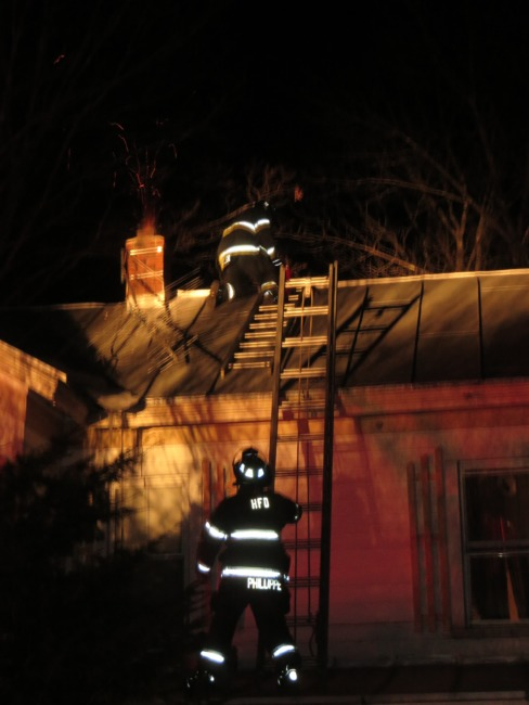 Structure Fire Posson Hill Rd &Posson Hill Ext (6)
