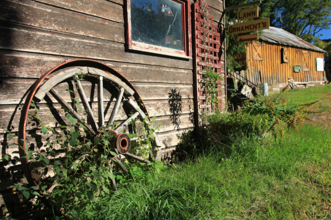 Tanglewood Ranch - Wagon Wheel