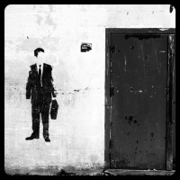 The Working Man (Holga Edit)