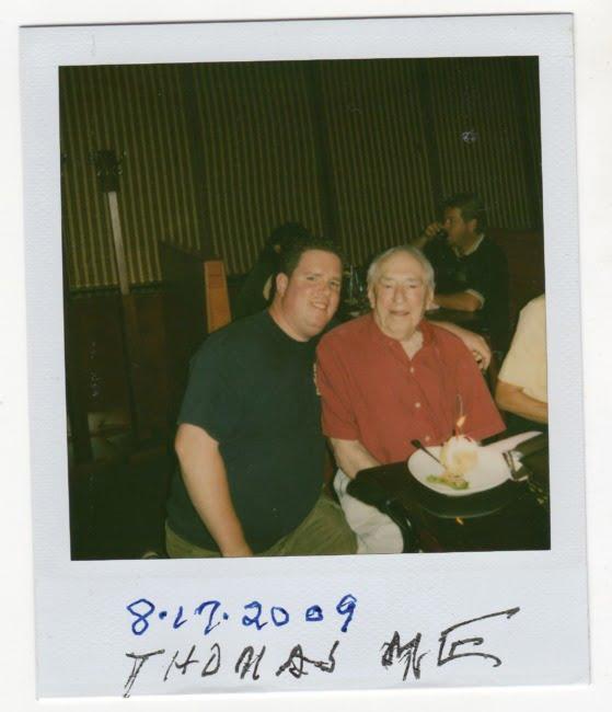 Thomas Slatin & Harvey Slatin (August 17, 2009)