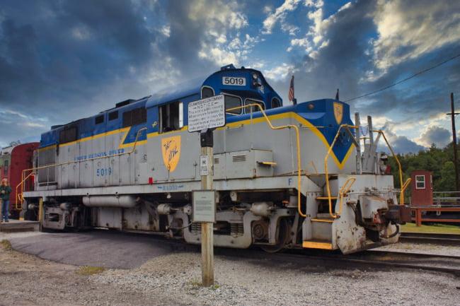 Upper Hudson River Railroad 5019