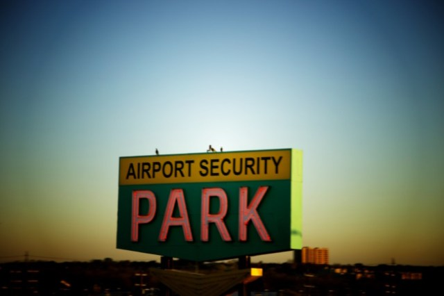 Airport Security Park