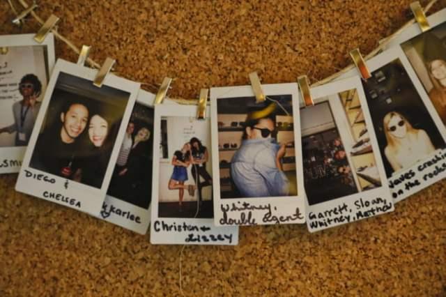 Polaroid Photographs