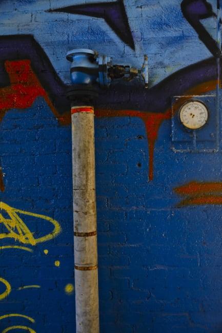 Graffiti Meter