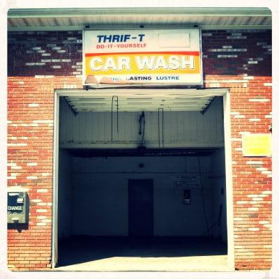thrif-t-car-wash