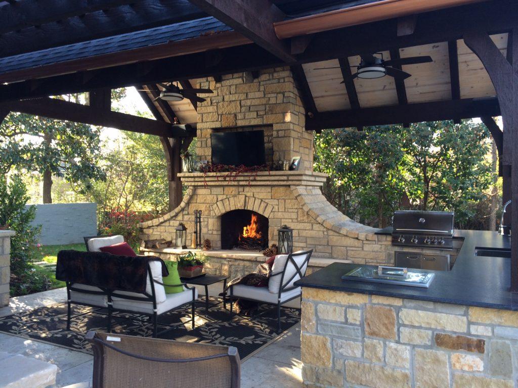 Complete Outdoor Retreat • Tom's Outdoor Living on Complete Outdoor Living id=63436