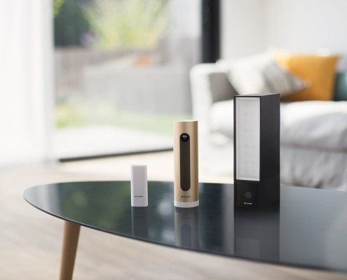 Netatmo Security Family