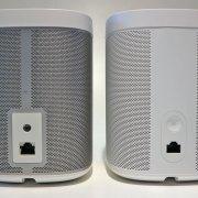 Sonos One und Play:1 Rueckseite