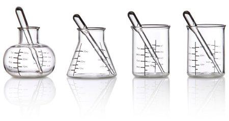 beaker shot glasses