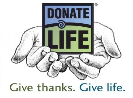 Donate life, organ donation