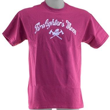 Mothers Firefighter Shirt