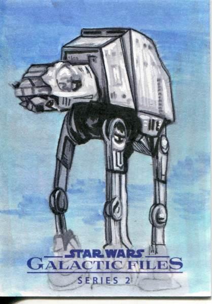 Ashleigh Popplewell Star Wars Drawing