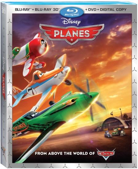 Planes Blu-Ray / DVD