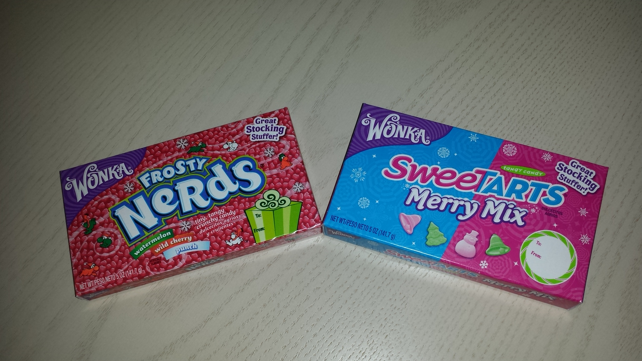 Holiday Themed Candy