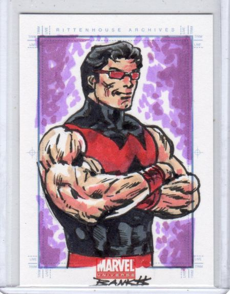 Wonder Man Sketch