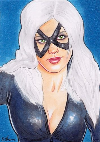 Black Cat by Shane McCormack