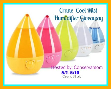 Humidifier Giveaway