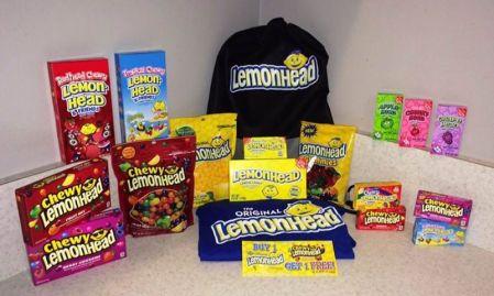 Lemonheads #candy #lemon #hardcandy #love #giveaway
