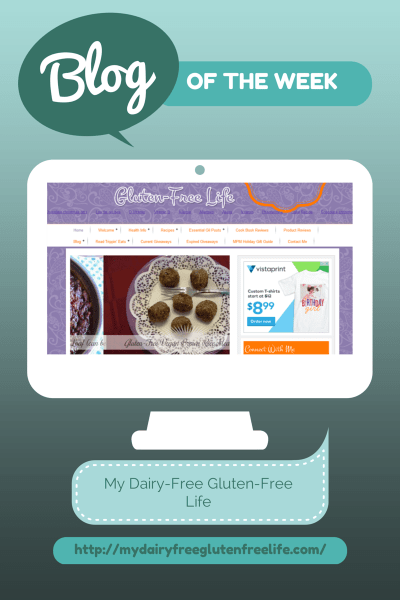 My Dairy Free Gluten Free Life #blog #bloggng #payingitforward