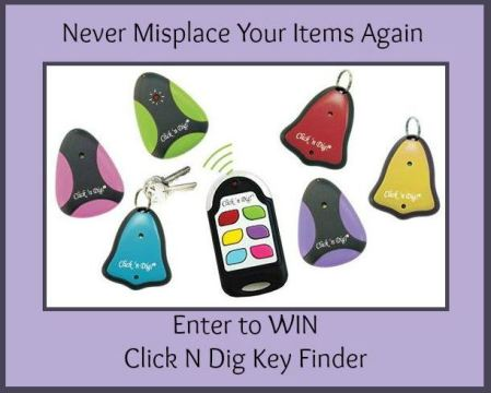 Key Finder Giveaway