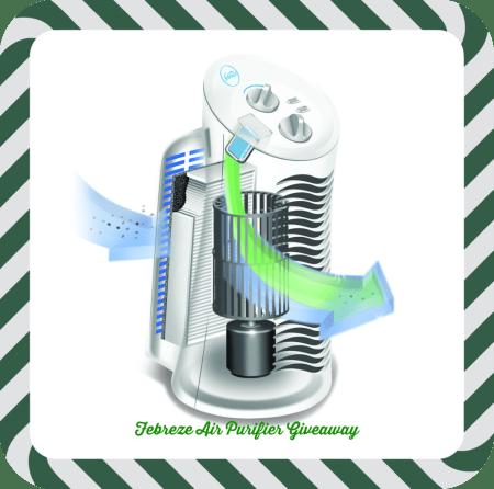 febreeze air purifier giveaway
