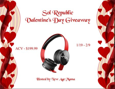 Sol Republic Headphones Giveaway