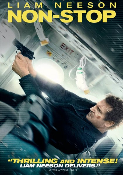 Movie Review Non-Stop