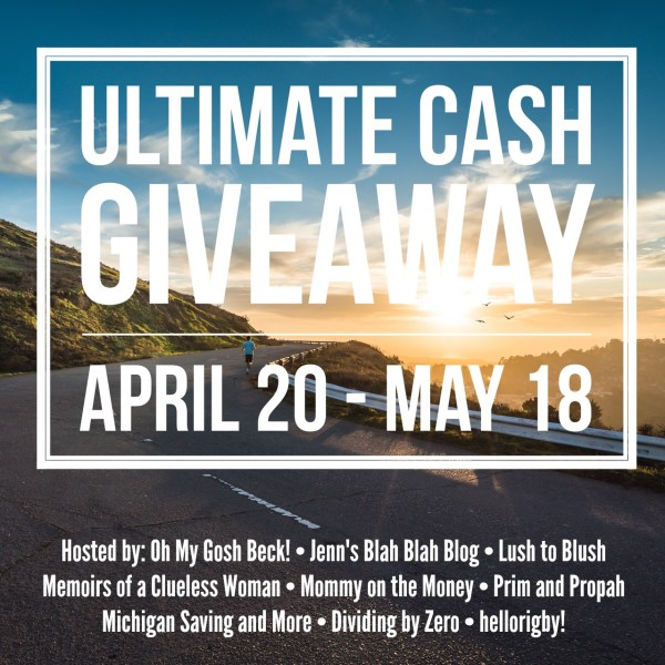 Ultimate Cash Giveaway