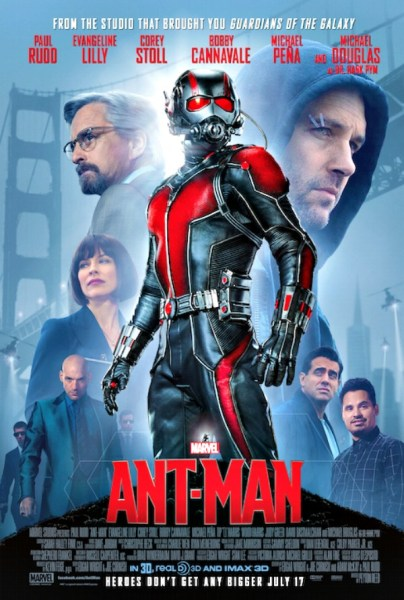 Get Ready For Some Amazing Marvel Ant-Man Clips #marvel #antman @antman