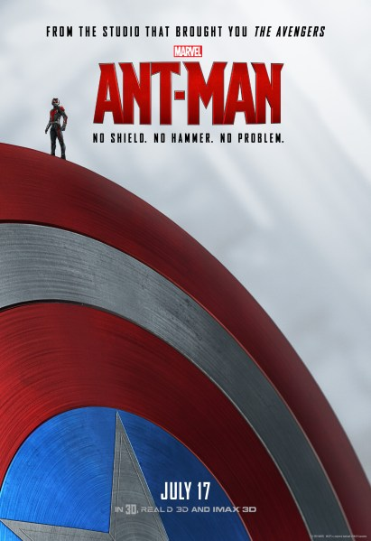 Ant-Man Movie will be here soon – check out the new posters! @Marvel @Antman